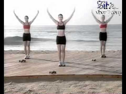 Видео Упражнения за отслабване в домашни условия