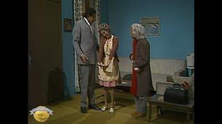 El Doctor Chapatín visita a Doña Florinda