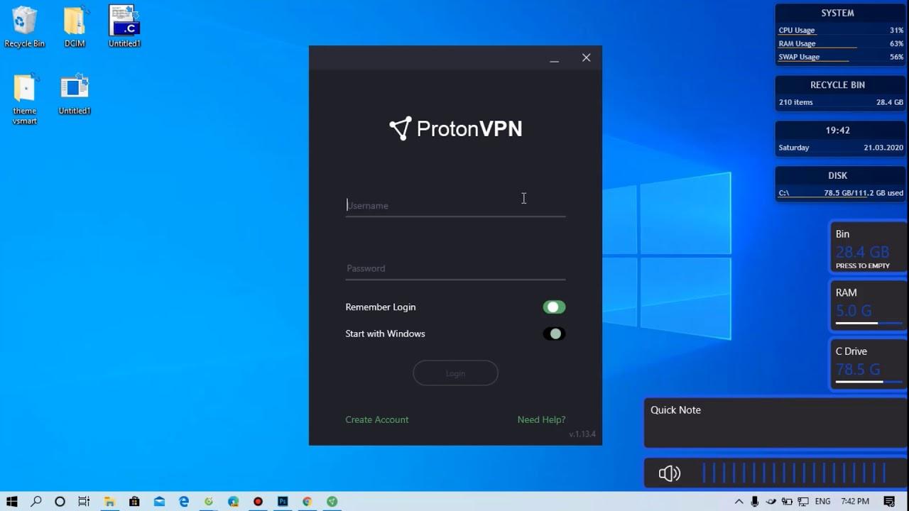 [KHD] Fake ip bằng Proton Vpn miễn phí