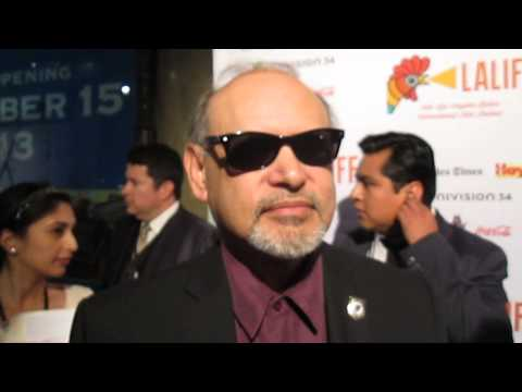 Enrique Castillo @ LALIFF interview