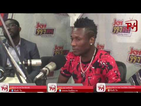 "ASAMOAH GYAN""S FULL INTERVIEW: I REGRETTED PLAYING FOR GHANA IN 2008"