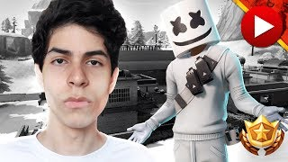 MARSHMELLO SQUAD AND SKIN CHAMPIONSHIP-DBRSTREAM (FORTNITE)
