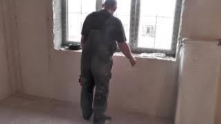 Как сделать отопление частного  дома ,установка батарей .часть 1