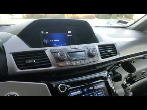 How to Remove A/C Climate Control from Honda Odyssey 2014 for Repair.