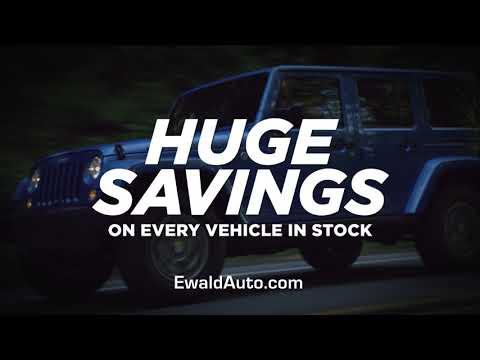 Ewald Chrysler Jeep Dodge Ram Spring Clearance Sales Event