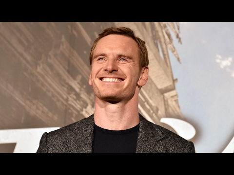 Michael Fassbender In Japan Promoting Assassin's Creed! マイケル・ファスベンダー、「アサシン クリード」携え来日!
