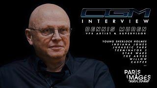 CGM Interviews - Dennis Muren (Jurassic Park, Terminator 2, The Abyss…)