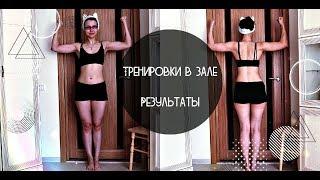Год тренировок в зале/Результаты восстановления мышц ног