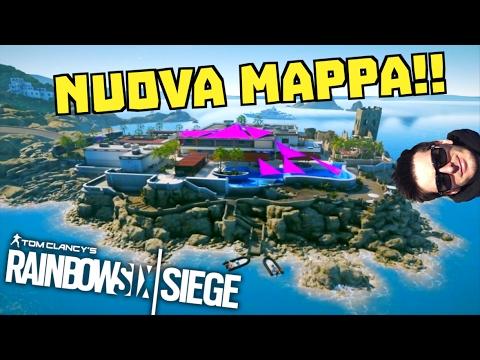 LA PERLA BLANCA - NUOVA MAPPA - VELVET SHELL [Rainbow Six Siege]