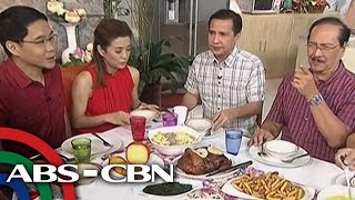 Chef Omaga-Diaz's bagnet with bagoong rice