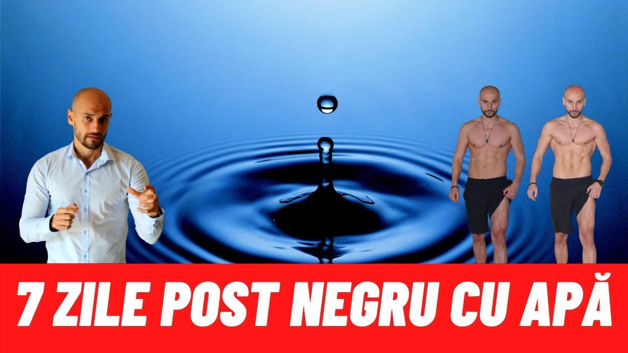 dieta de 7 zile cu apa)