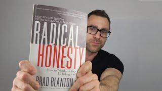 Warum Du dieses Buch lesen musst | Radical Honesty (Buch review)