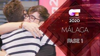 OT CASTING MÁLAGA | FASE 1 | OT 2020