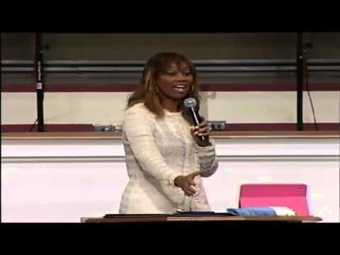 Yolanda Adams - Fight the Good Fight of Faith - Service 2 of 2