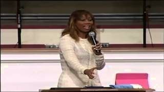 Yolanda Adams - Fight the Good Fight of Faith - Service 2 of 2