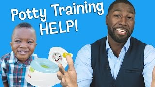 HOW TO START POTTY TRAINING | DADvice with Greg Jennings