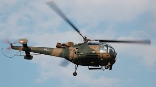 Alouette 3 - SAAF Museum Air Show 1st Display