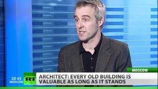 Architect Bart Van Der Velde on investing in history
