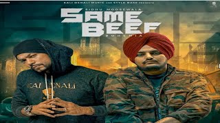 Same Beef - Sidhu Moosewala Ft. Bohemia | Latest Punjabi Song 2018.mp3