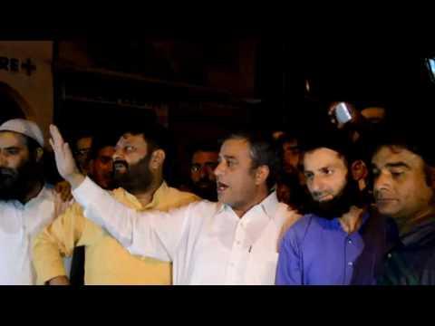 NC leader Iftikhar Misgar resigns, shouts anti-India slogans at Anantnag