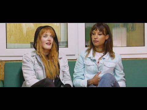 Icona Pop - Girls Girls (interview at Roskilde Festival)