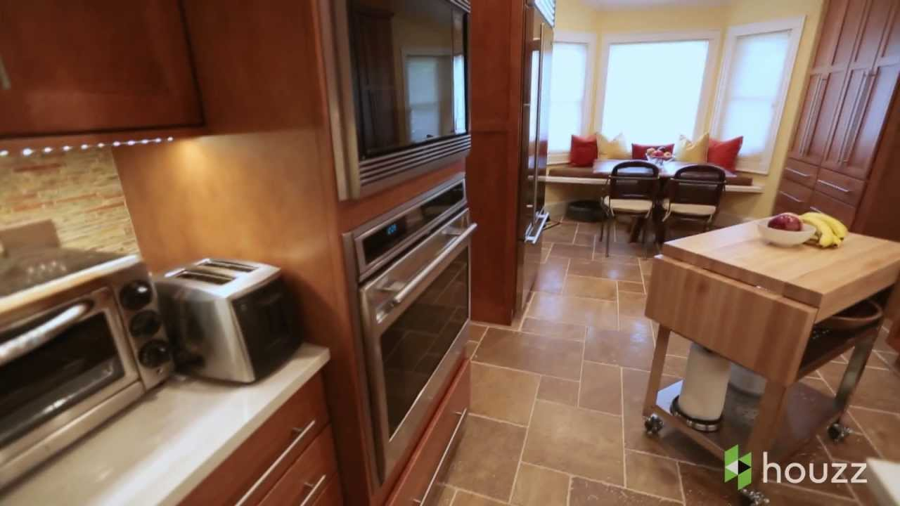 Small Kitchen Gets Big Kitchen Design In New York Youtube