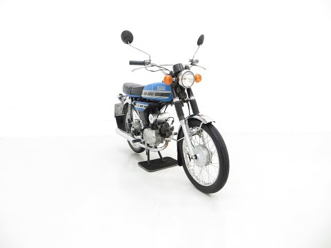An Outstandingly Original Matching Numbers UK Yamaha FS1-E with Two Owners - £4,595