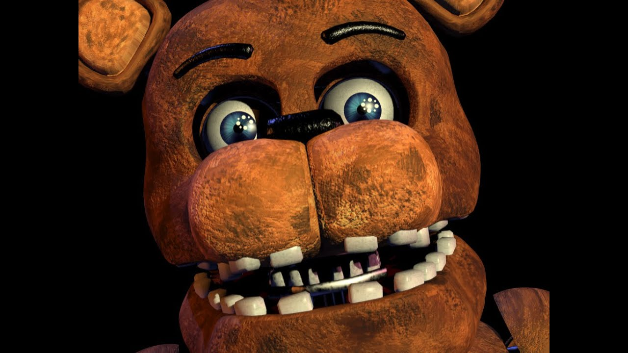 Withered freddy jumpscare youtube