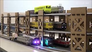 第51回NBU日本文理大学一木祭 鉄道模型運転会