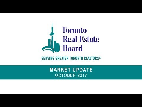TREB Market Report October 2017