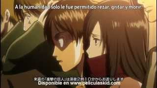 Shingeki no Kyojin 1x02 Capitulo  2 Online