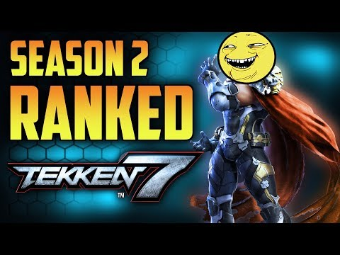 TEKKEN 7 Lars Ranked, Lets Enjoy Broken Lars Together