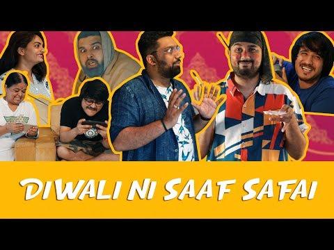 Diwali Ni Saaf Safai | The Comedy Factory