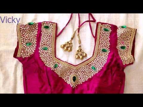 Telugu models in blouse youtube neck tops portland maine