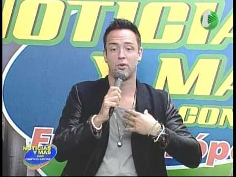 Presentacion ETIENNE DRAPEAU Noticias Y Mas Con Francis Lopez