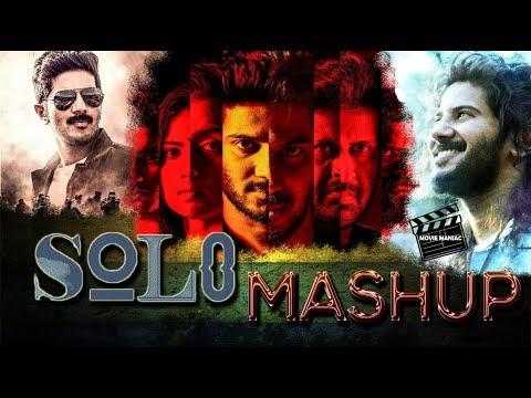 SOLO MASHUP | Rudra | Siva | Shekhar | Dulquer Salmaan | 1080p HD✔