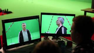 adidas miCoach Videogame Behind the Scenes - Mourinho