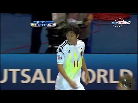 Kazuyoshi Miura三浦 知良 Legend of Japan   futsal  skills, passing