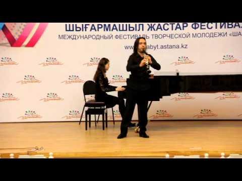 Verdi Bassi Rigoletto Clarinet Fantasy Youtube