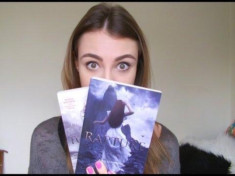 Book Review - Fallen Series (Lauren Kate)