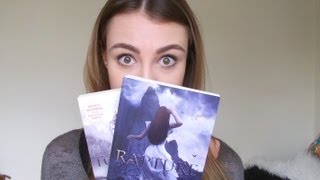 Book Review - Fallen Series (Lauren Kate) Thumbnail