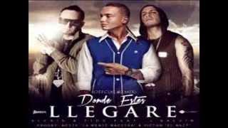 Donde Estes Llegare - Alexis & Fido Ft J Balvin    New Estreno 2012