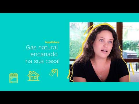Como é feita a instalação de gás natural encanado em casa?