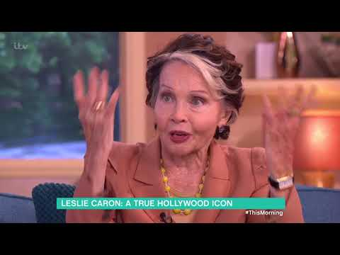 Leslie Caron on Being a Hollywood Star  This Morning