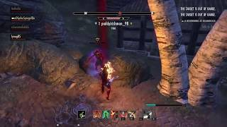 eso pvp ps4 501 dk emperor chuck norris plays eso like this without emp 1 vxxxv 75 kills