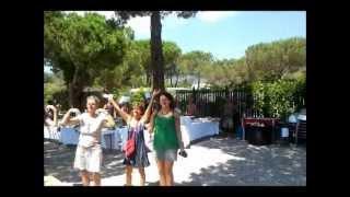 Ferragosto al Camping Lacona Pineta - Isola d'Elba
