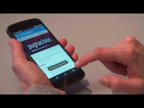 uLink: User-defined deep links in mobile apps