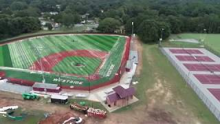 Westside High School: Baseball & Softball Field Upgrades October 9th, 2018