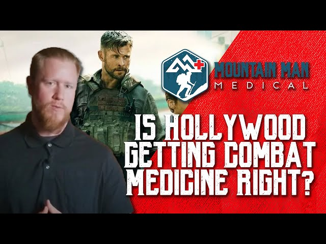 Is Hollywood Getting Combat Medicine Right?