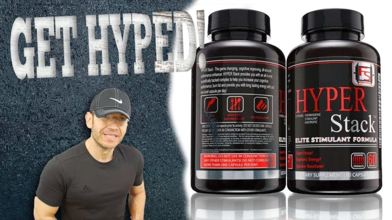 Do Not Take 2 Pills Fitness Stacks Hyper Stack Review Nootropic